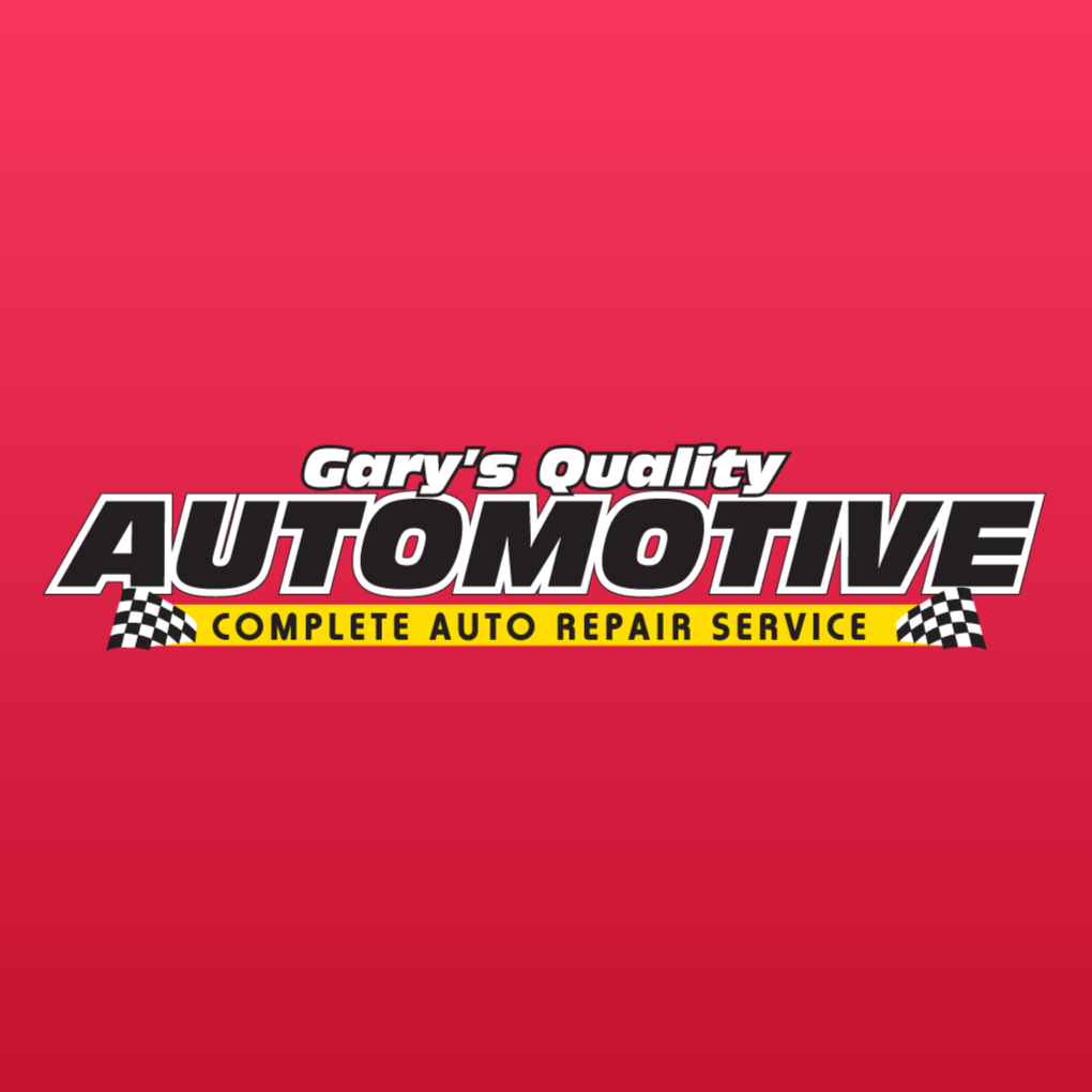 Gary's Quality Automotive Logo